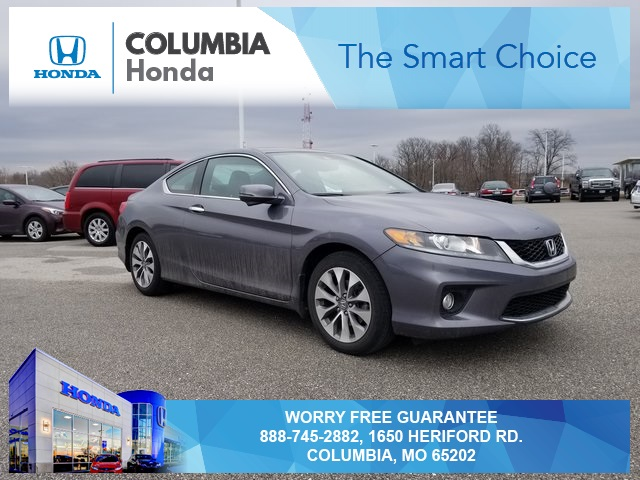 Luxury 2015 Honda Accord Ex Sedan