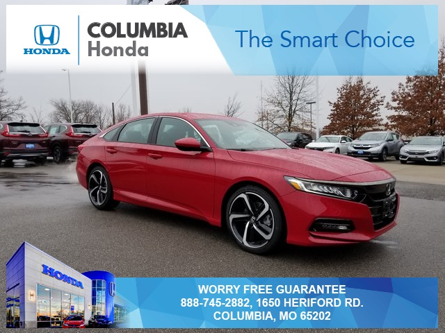 new 2018 honda accord sport 4d sedan in columbia ja067752